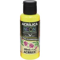 60ML. AMARILLO NEON