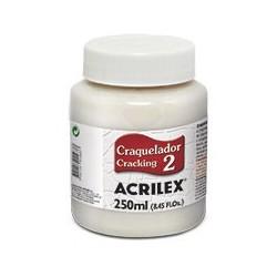 CRAQUELEX PASO 2 (CRAQUELADOR) ACRILEX 250ML. Nº902