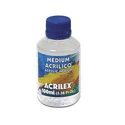 MEDIUM ACRILICO (RETARDADOR SECADO) ACRILEX 100ML.