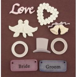 BRIDE & GROOM (REF.4420)