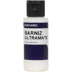BARNIZ ULTRAMATE ARTIS DECOR 60ML.