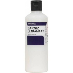 BARNIZ ULTRAMATE ARTIS DECOR 250ML.
