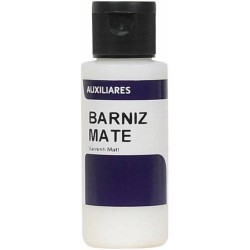 BARNIZ MATE ARTIS DECOR 60ML.