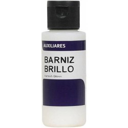 BARNIZ BRILLO ARTIS DECOR 60ML.