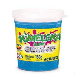 ART KIDS KIMELEKA GLITTER 180Gr. AZUL (05823 204)