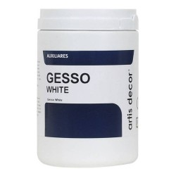GESSO BLANCO ARTIS DECOR 500CC/730GR