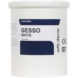 GESSO BLANCO ARTIS DECOR 1000GR