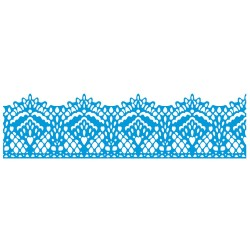 STAB2-002 STENCIL ARTE (28,5X8,4CM. APROX.)
