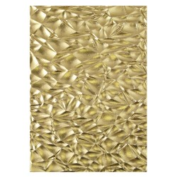 """SIZZIX CARPETA EMBOSSING """"Crackle By Tim Holtz"""""""