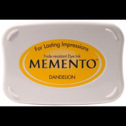 ME-100 MEMENTO TAMPON L 50gr.DANDELION