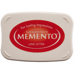 ME-302 MEMENTO TAMPON L 50gr.LOVE LETTER