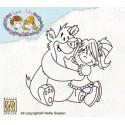 LILY & LARS HUGGY BEAR