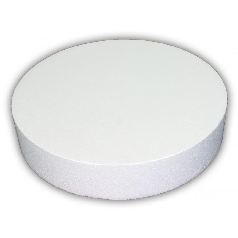 Disco porex corcho blanco mi mundo manualidades - Manualidades corcho blanco ...