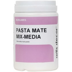 PASTA MIX MEDIA MATE ARTIS DECOR 250GR.