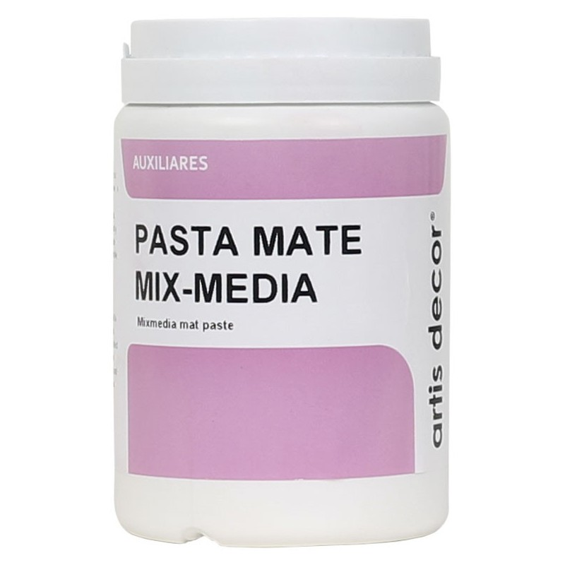 MEDIUM PASTA RELIEVE ARTIS DECOR 175GR.