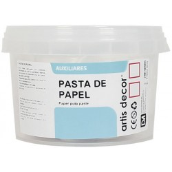 PASTA DE PAPEL ARTIS DECOR 500GR.
