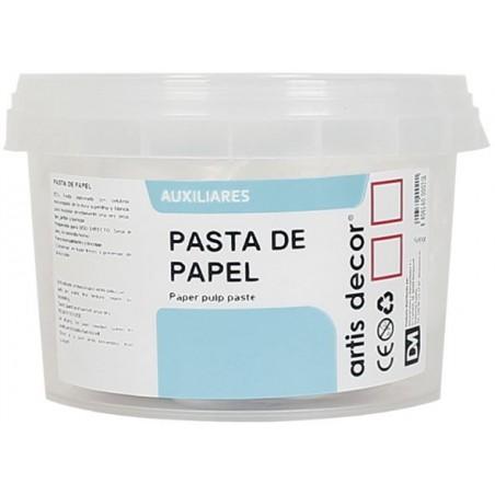 PASTA DE PAPEL ARTIS DECOR 500GR.
