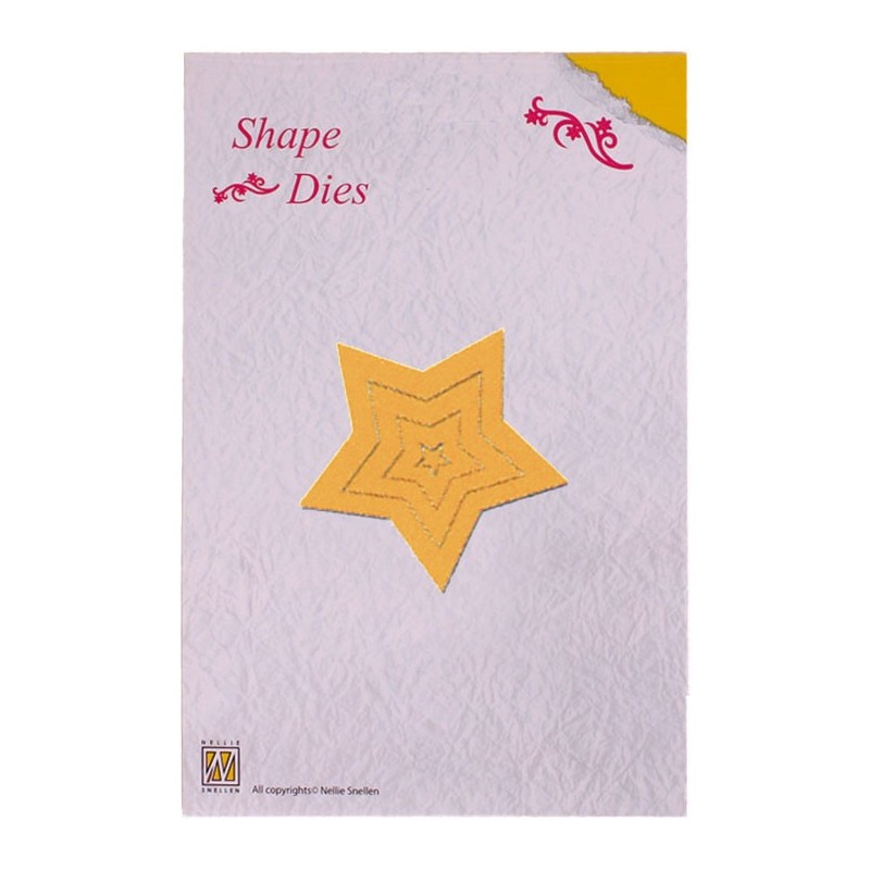 CORTADOR 5-POINT STAR