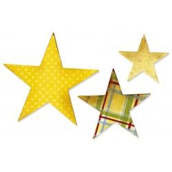 """SIZZIX CORTADOR BIGZ """"Stars"""""""