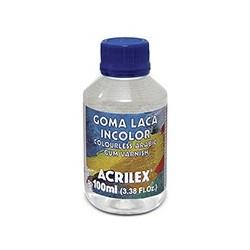 GOMA LACA INCOLORO ACRILEX...