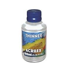 THINNER ACRILEX 100ML.