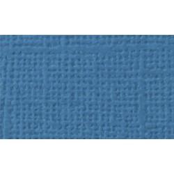 CARTULINA TEXTURA LIENZO 12x12'' 216gr AZUL LAGO