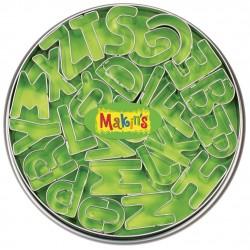 MAKIN'S CORTADORES ALFABETO...