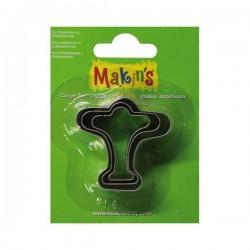 MAKIN'S SET 3 CORTADORES AVIONES