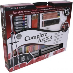 MALETIN COMPLETE ART SET...