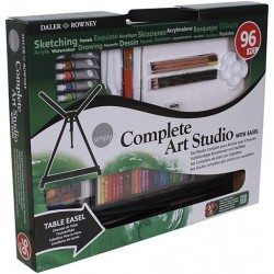MALETIN COMPLETE ART STUDIO...