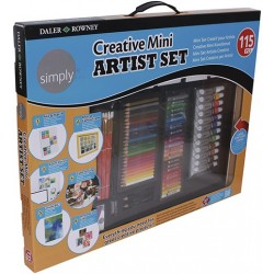 MALETIN MINI ARTIST SET 115...