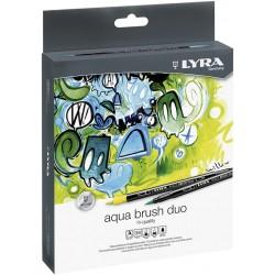 LYRA AQUA BRUSH DUO (Caja 36 colores)