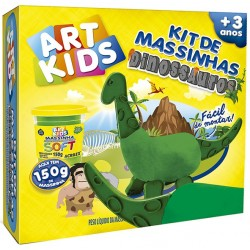 ART KIDS KIT DE PLASTILINA...
