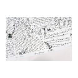 PCAD119 PAPEL CARTONAJE ARTIS DECOR 50X70CM ESCRITURA