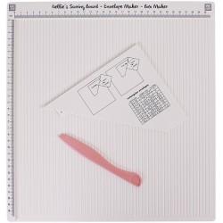 TABLA PLEGADO/Scoringboard XL NELLIE´S(30x30cm)
