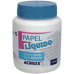 PAPEL LÍQUIDO 250ML. ACRILEX