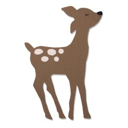 "SIZZIX CORTADOR BIGZ ""Retro Deer by Olivia Rose''"