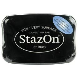 StazOn TAMPON 50GR.JET BLACK