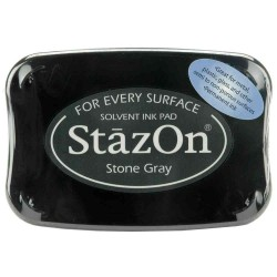 StazOn TAMPON 50GR.STONE GRAY