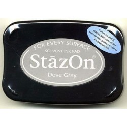 StazOn TAMPON 50GR.DOVE GRAY