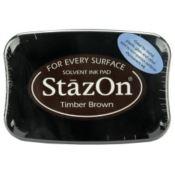 StazOn TAMPON 50GR.TIMBER...