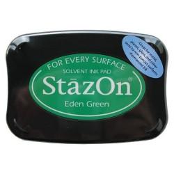 StazOn TAMPON 50GR.EDEN GREEN