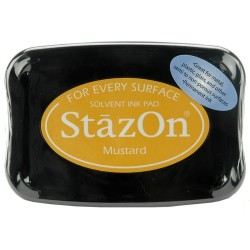 StazOn TAMPON 50GR.MUSTARD