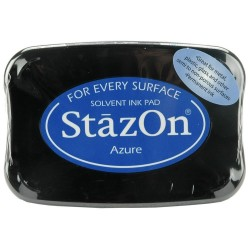 StazOn TAMPON 50GR.AZURE