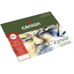 """MINIPACK """"C"""" A GRAIN 29,7X42CM. (8 HJ) 220GR.CANSON"""