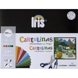 MINIPACK CARTULINA IRIS...
