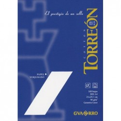 PAPEL TORREON 21X29,7...