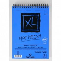 BLOC XL MIXMEDIA 14,8X21...