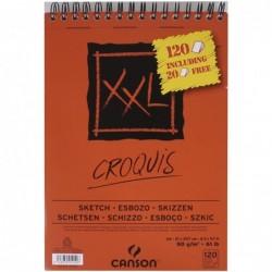 BLOC XL CROQUIS 21X29,7...