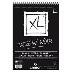 BLOC XL DESSIN NOIR...